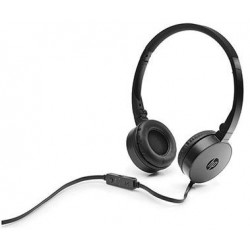 HP H2800 Black Headset with...