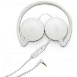 سماعات اتش بي F6J04AA- أبيض...