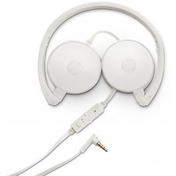 HP F6J04AA White Headset H2800