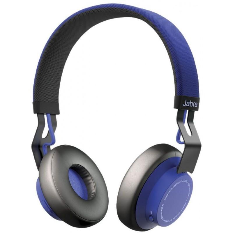 Jabra Move Wireless Bluetooth Stereo Headset Blue