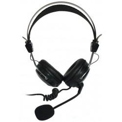 A4Tech Headset, Black - HS-7P