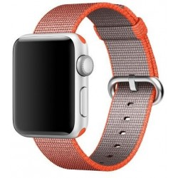 Apple 38mm Space Orange and...